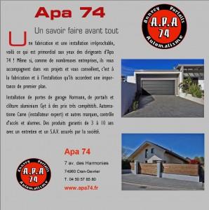 APA74 grand