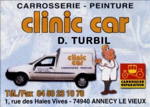Clinic Car 9 x 6,425