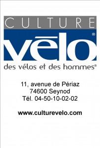 Culture Vélo 13,35 x 9
