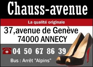 Chausse-avenue 9 x 6,425